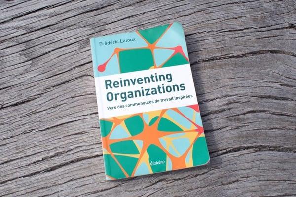livre-reinventing-organization-frédéric-laloux